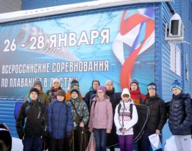 Всероссийские соревнования по подводному спорту в г. Челябинске. Итоги.