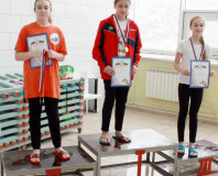 Областные соревнования по плаванию в ластах к дню Защитника Отечества