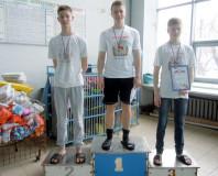Чемпионат Нижегородской области по марафонским заплывам в ластах