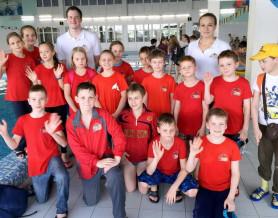 Соревнования по плаванию, посвящённые Дню защиты детей, среди спортсменов 2005 — 2007 г.р.