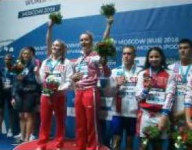 Василисса Буйная — бронзовый призер III этапа Кубка мира FINA/airweave 2016 по плаванию