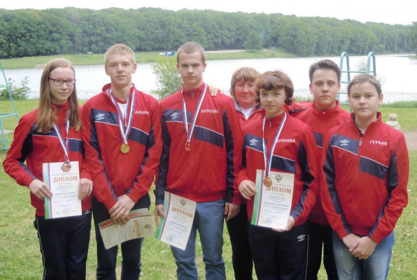 Первенство России по марафонским заплывам в ластах