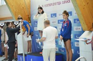 ПФО - Васькова Олеся 3 место