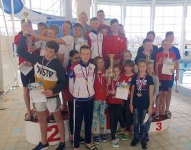 Первенство Нижегородской области по плаванию среди спортсменов 2005 г.р. юноши, 2007 г.р. девушки