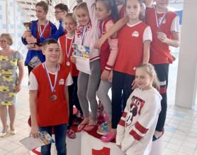 Первенство Нижегородской области по плаванию среди спортсменов 2007 г.р. юноши, 2009 г.р. девушки