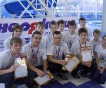 Открытый Кубок Н.Новгорода по плаванию в ластах