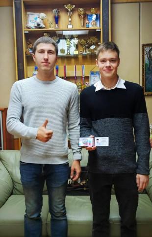 Колесников Никита, тренер-Ширшов А.Н.
