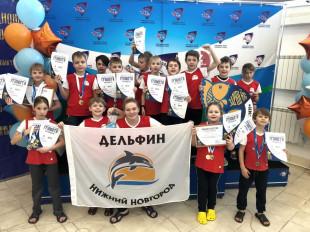 Сборная команды Дельфин