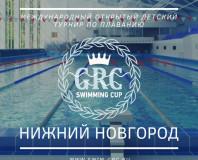 Турнир по плаванию 'Золотое кольцо'.