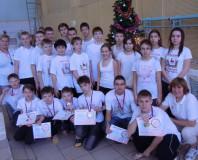 Чемпионат Нижегородской области по плаванию в ластах. Итоги.